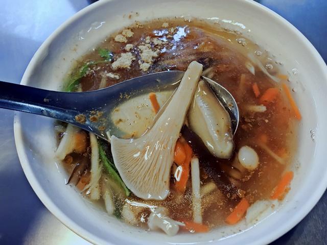 香菇素羹湯