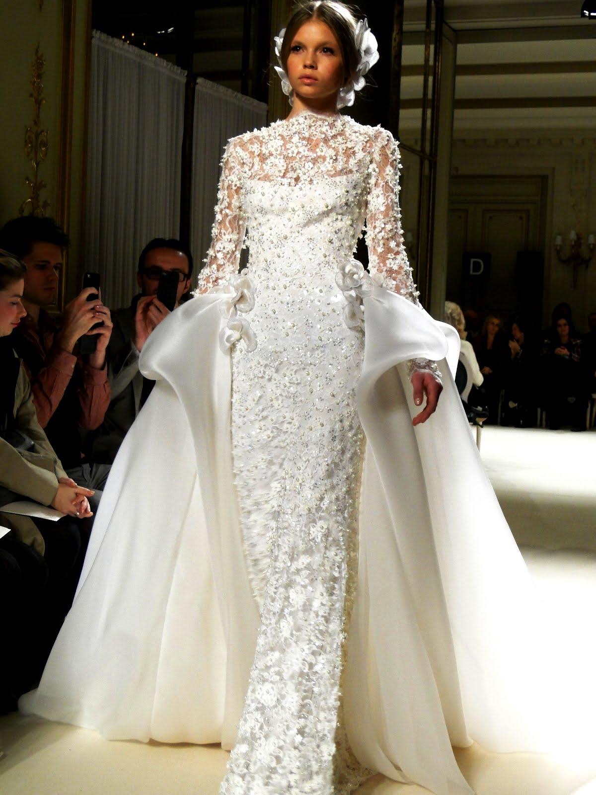 Chanel Bridal Desses Fashion Dresses