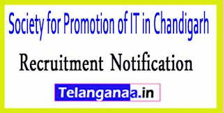 Society for Promotion of IT in ChandigarhSPIC Recruitment Notification 2017