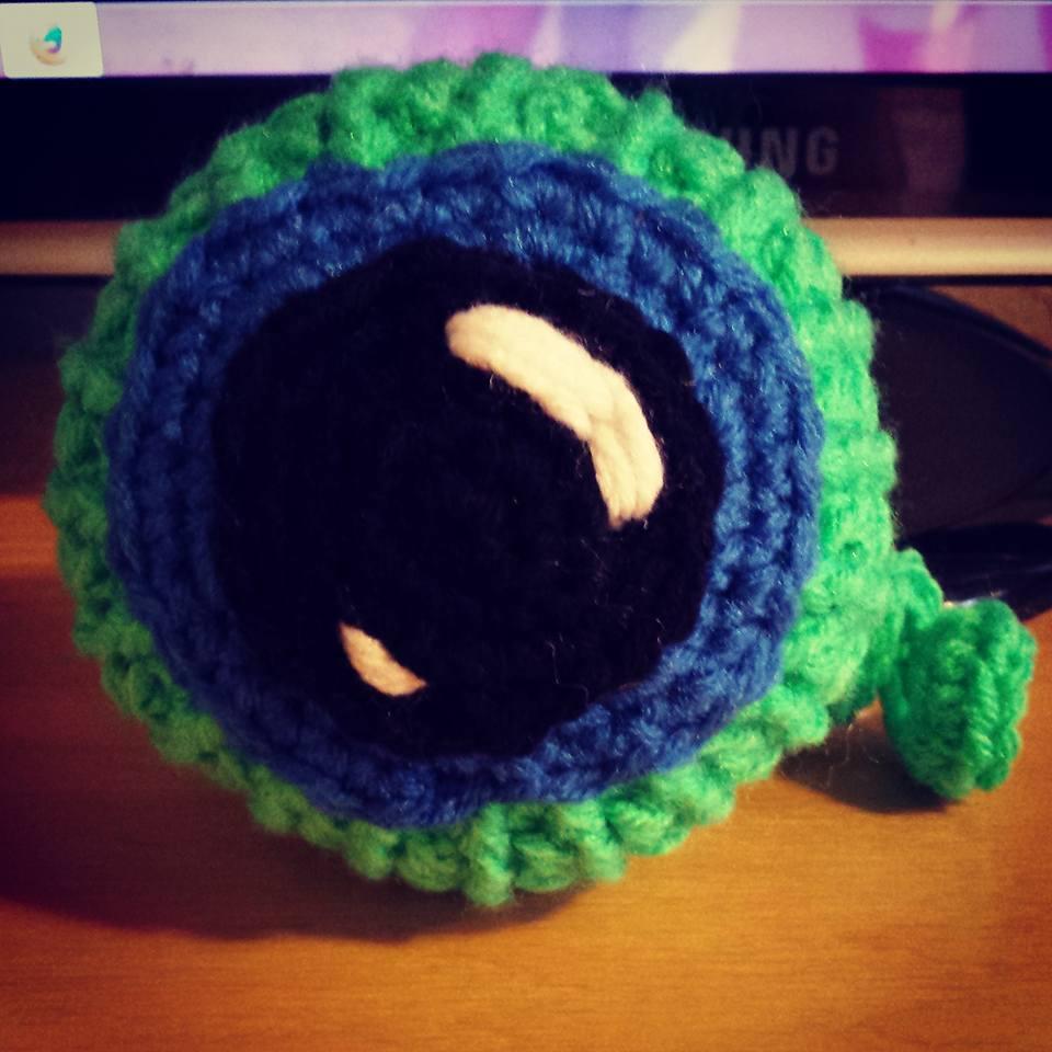 A Septic Eye custom orders: expanding the craft   hookedkati