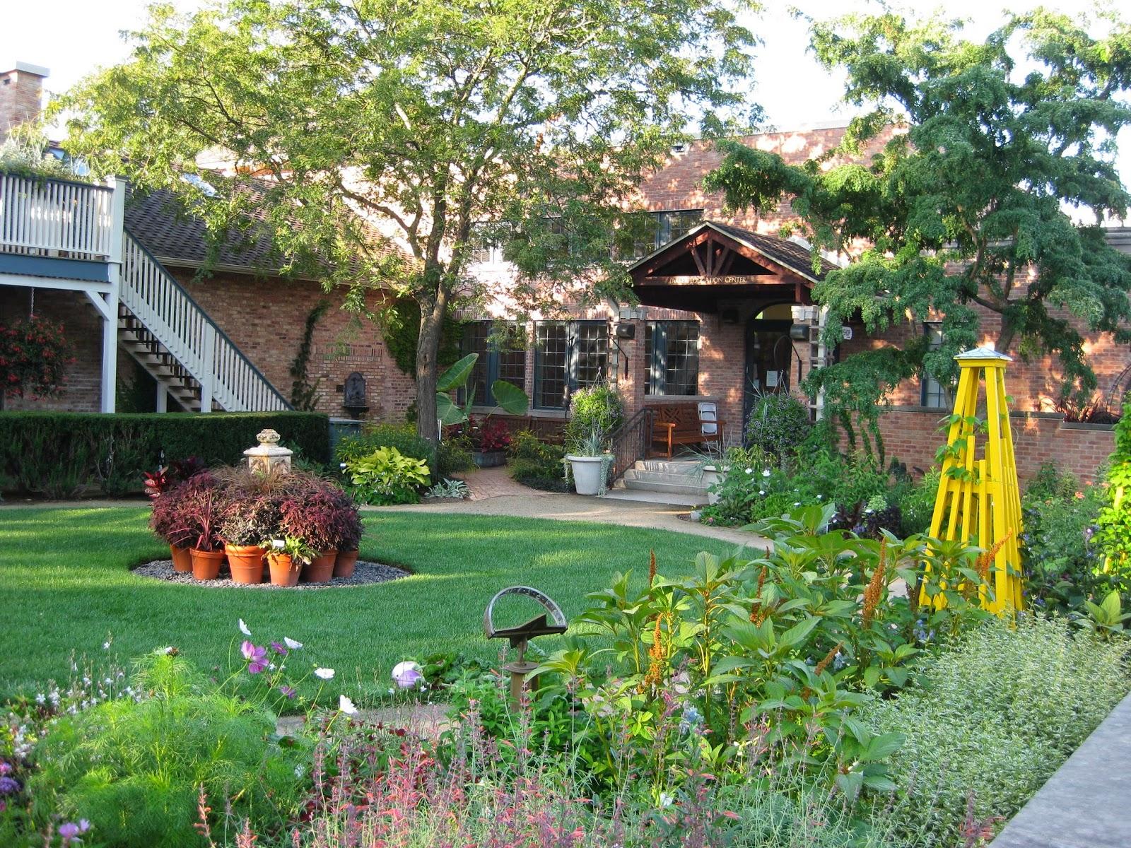 Cottage Gardens: Hort Blog: Genesis Of The