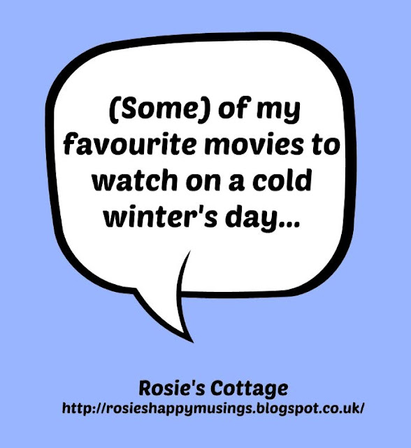 Some of my favourite movies to watch on a cold winters day, which would you choose honeys?