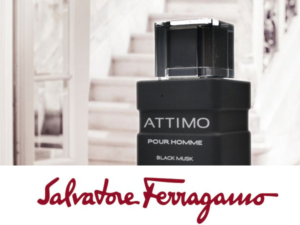 Attimo Black Musk Pour Homme by Salvatore Ferragamo
