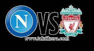 مباراة ليفربول ونابولي بث مباشر