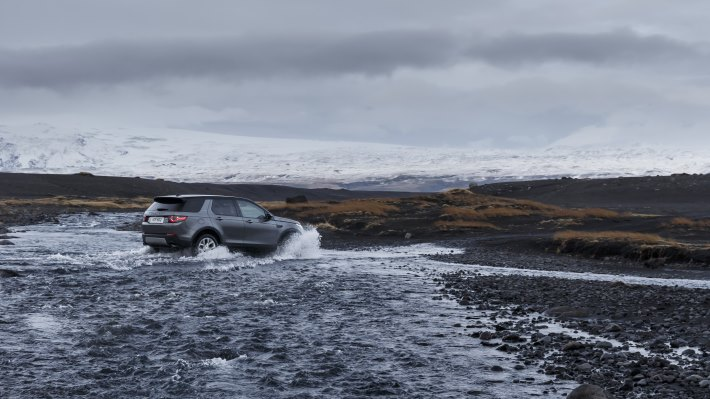 Wallpaper 4: Land Rover Discovery Sport