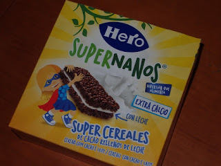 Supercereales Chocolate, Hero Supernanos