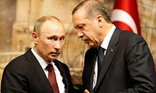 Κρίσιμη συνάντηση Πούτιν – Ερντογάν: Σε τι ελπίζει η Ελλάδα
