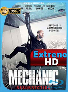 Mechanic Resurrection 2016 HD [1080p] Latino [GoogleDrive] DizonHD