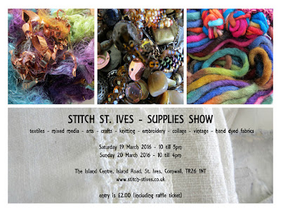 Stitch St Ives - Crafts for Crafters Show