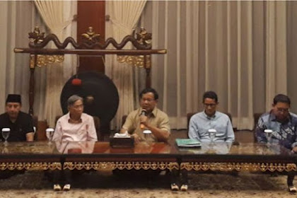Politikus Senior PDIP Kwik Kian Gie Blak-Blakan Alasan Terima Tawaran Masuk Timses Prabowo-Sandiaga