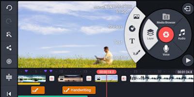 3 Aplikasi Editing Video Untuk Android Terbaik Dan Ringan 1
