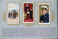 Cigarette Cards: Reign of King George V 1910-1935 46-48