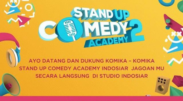 Stand Up Comedy 2 - Arafah bikin geer dan mengocak perut penonton