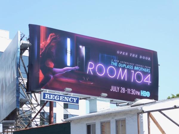 Room 104 series premiere billboard