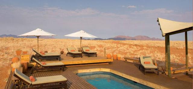 Wolwedans Dunes Lodge NamibRand Nature Reserve Namibia