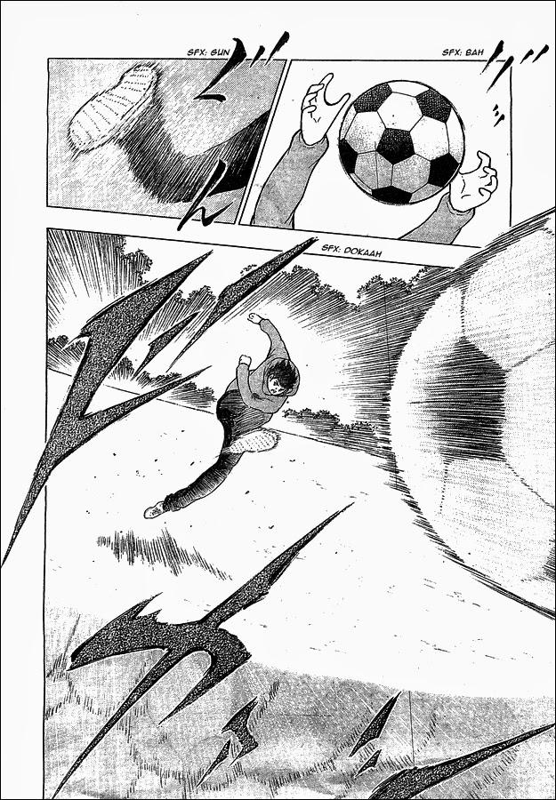 Captain Tsubasa – Rising Sun Chapter 01-4