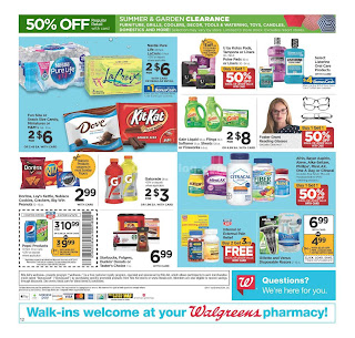 Rite Aid Weekly Ad August 12 - 18, 2018