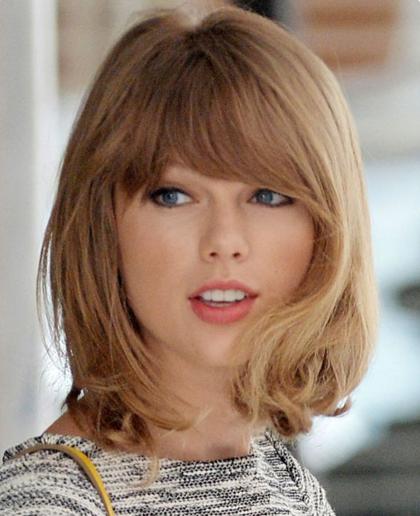 model rambut pendek wanita gaya populer 2015