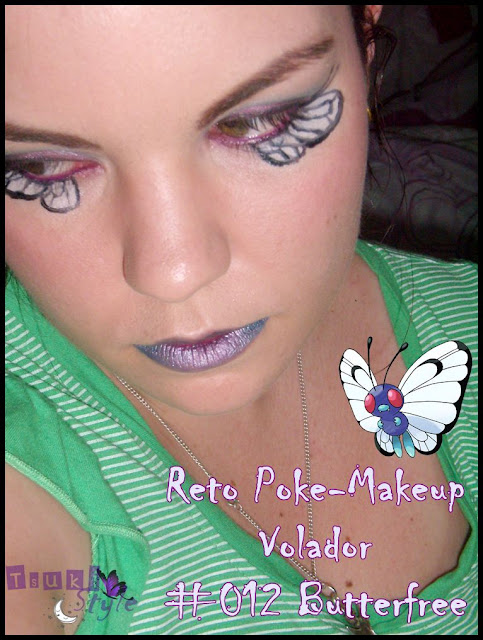 butterfree makeup