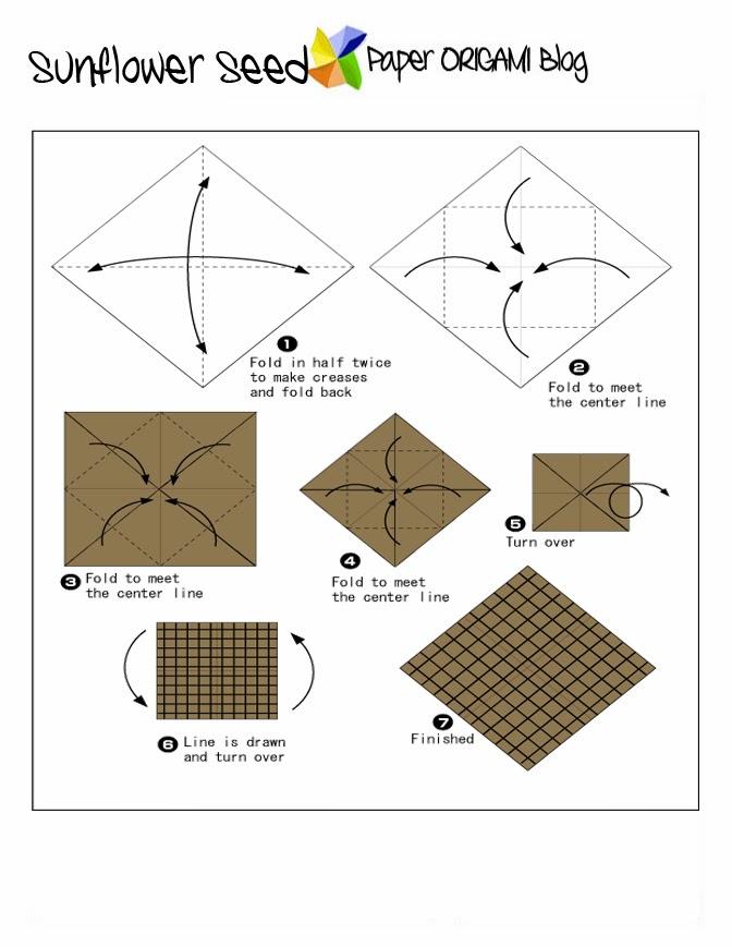 Easy Origami Polar Bear Instructions You Can Fold Easily   869x672