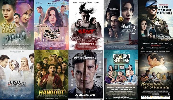 Film-film yang Jadi Tonggak Sejarah Perfilman Indonesia