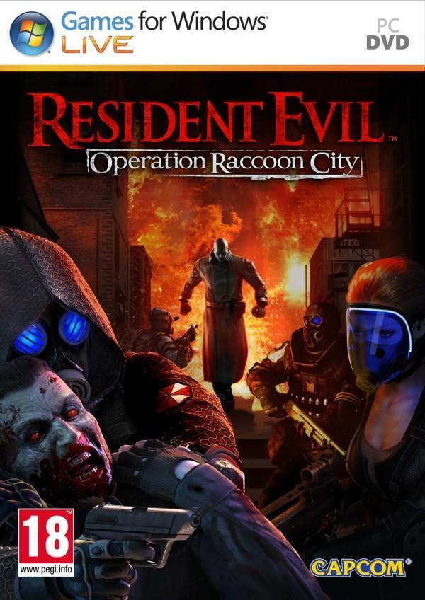 《 惡靈古堡 : 拉昆市行動 Resident Evil : Operation Raccoon City 》[ 破解版 ] [ 6G ] [ EN ] - BT 電腦PC遊戲區 - 2000FUN論壇