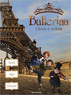 Ballerina. Gioca E Colora. Ediz. A Colori PDF