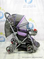 Pliko PK268R Grande Standard Baby Stroller