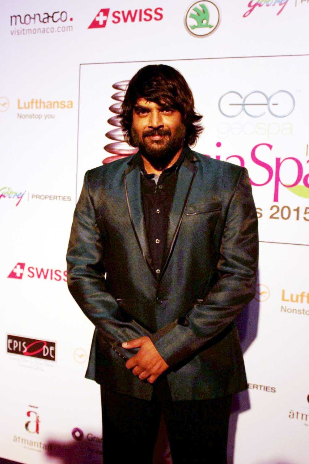 R. Madhavan is goodwill ambassador against leprosy