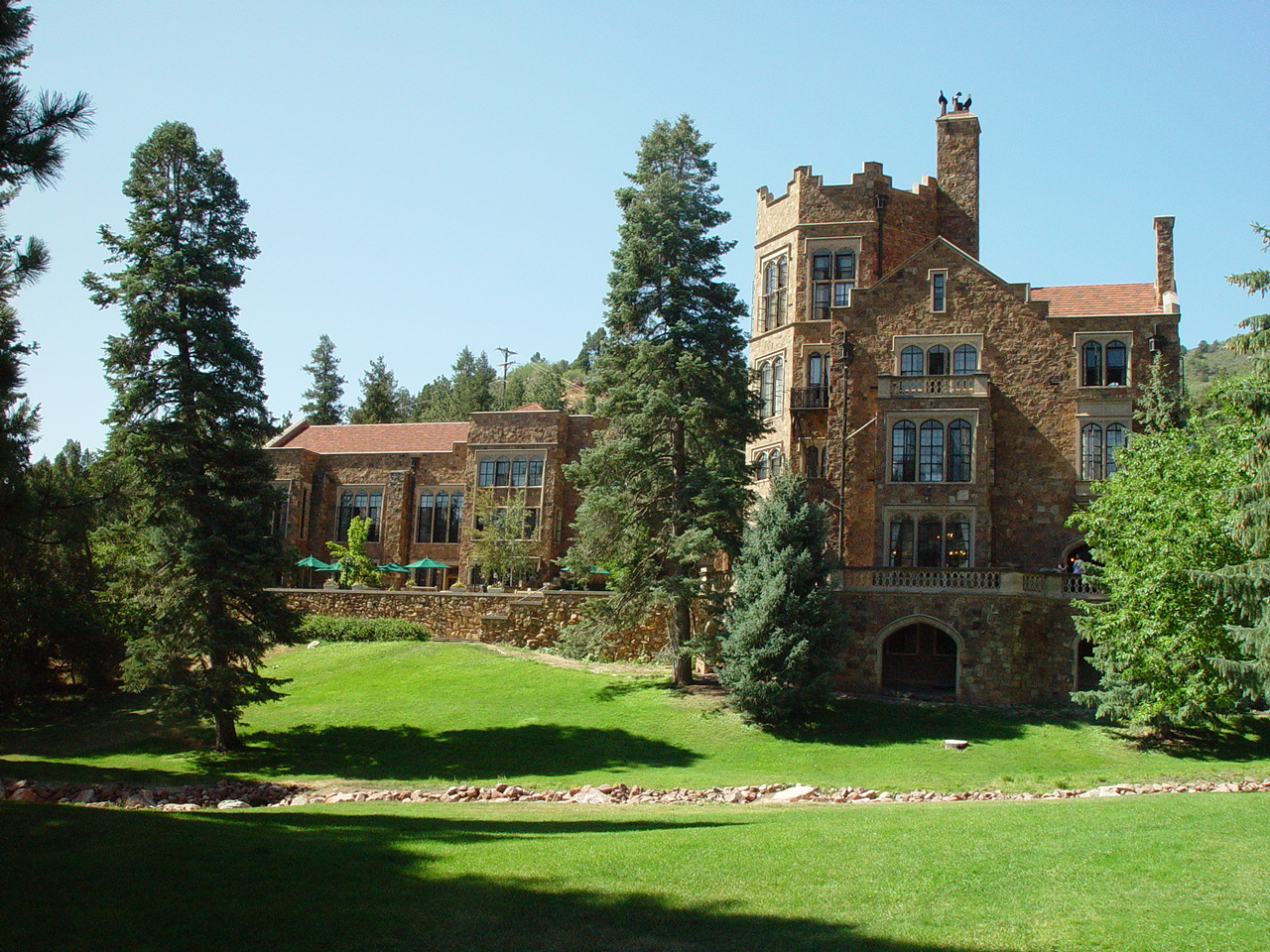 Book Reviews And More Glen Eyrie Castle Conference
