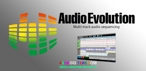 Audio Evolution Mobile Studio v4.9.0 [Paid]  for Android