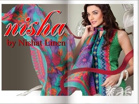 4e18700e57 Nisha Spring-Summer Collection 2015-2016