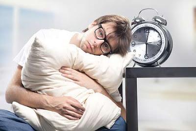 Suy nhược cơ thể khiến bạn mất ngủ