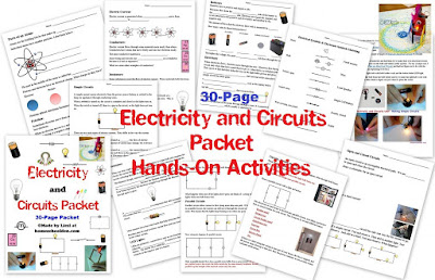 http://homeschoolden.com/2016/11/14/electricity-and-circuits-stem-unit/