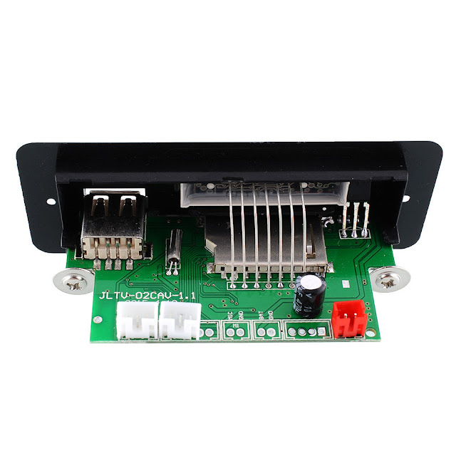 MP3 Player Module Card