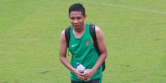 Evan Dimas tetap Dibawa ke SEA Games walau Engkel masih Cedera