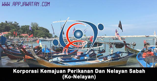 Korporasi Kemajuan Perikanan Dan Nelayan Sabah (Ko-Nelayan)