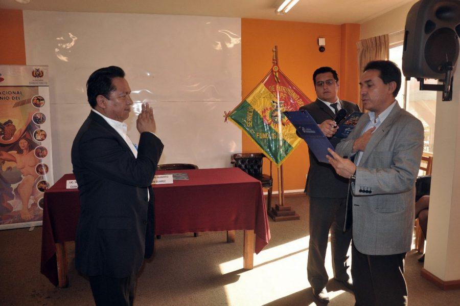 En menos de un mes Martínez volvió a trabajar en el Estado / MIN. ECONOMÍA