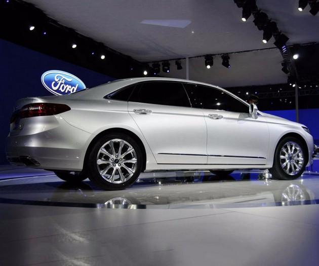2018 Ford Taurus Redesign Interior, Exterior, Price & Date Release