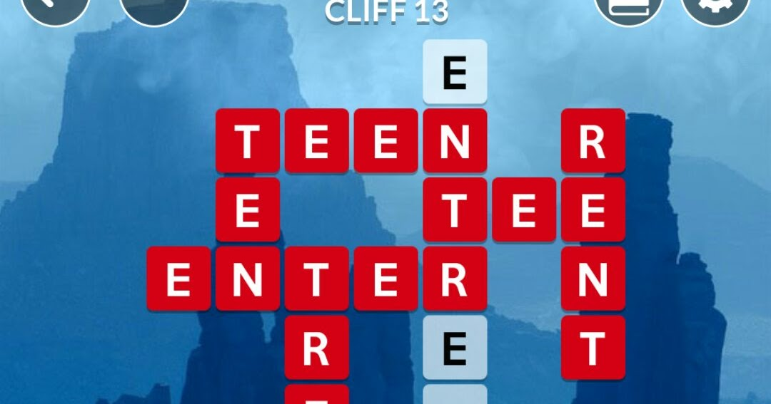 Wordscapes Level 141 Answers Doors Geek
