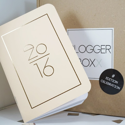 Beautybox Bloggerboxx Celebration Edition Navucko Calendar