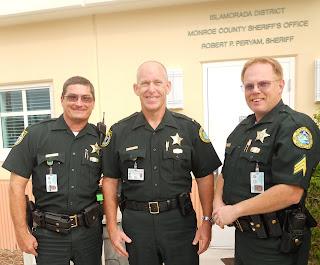 Monroe County Sheriff's Office: Islamorada welcomes new officers