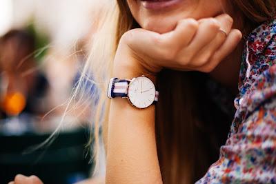 Florid ,aven - Oversized watch
