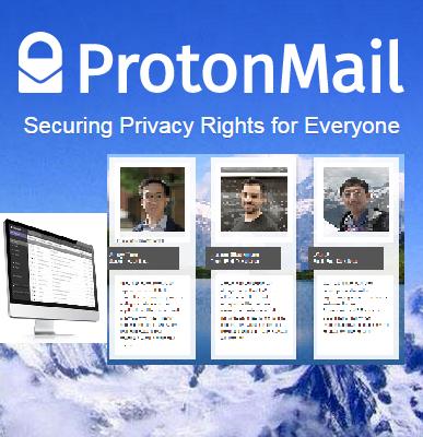 ProtonMail - Funcionalidades e Correções Futuras