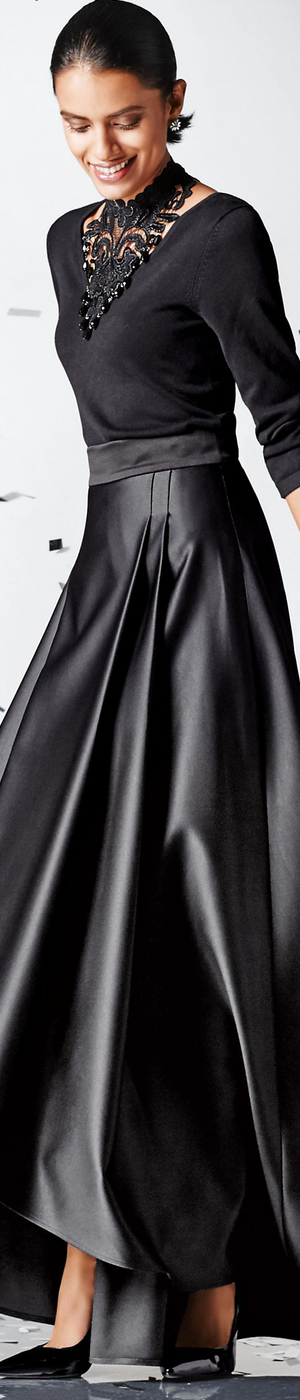 Madeleine Flare Skirt