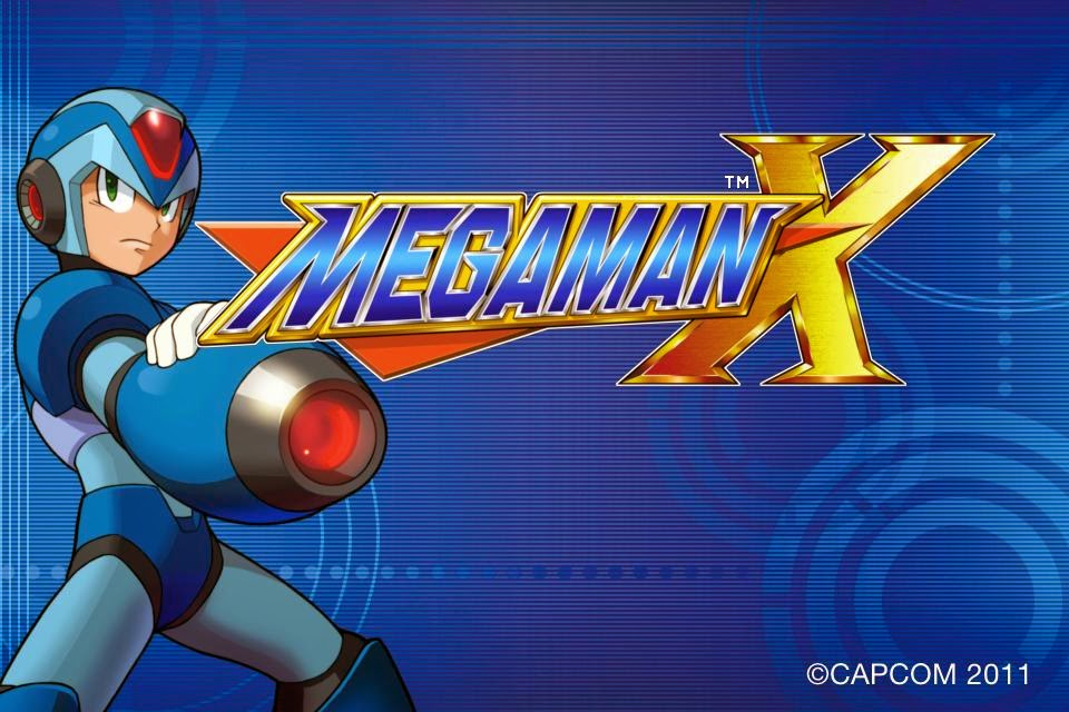 Megaman x rom android