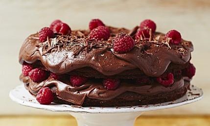 Jamie Oliver's Epic Vegan Cake