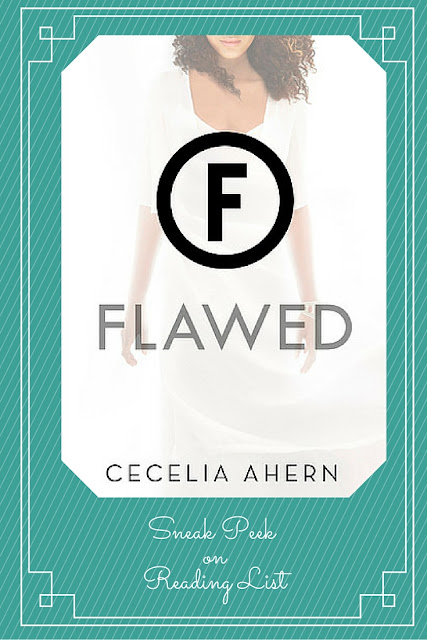 Flawed a Sneak Peek on Reading List
