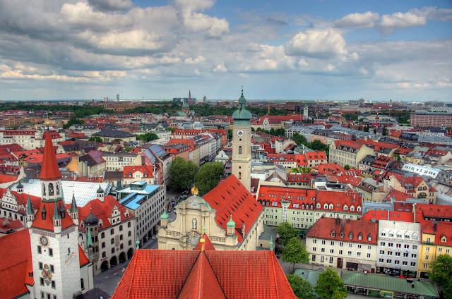 מלונות מומלצים במינכן ב-2018/2019 - איזה הכי מומלץ?