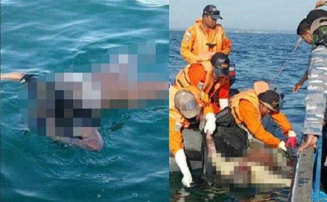 Mayat Wanita Mengandung Dan Tiga Budak Ditemui Terapung (3 Gambar)